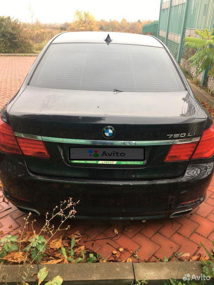 BMW 7 серия, 2009  89128107843 купить 2