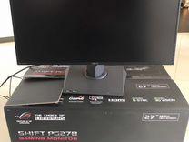 Монитор asus ROG PG278QR wqhd (2k) 165hz