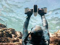 Подводный мини-скутер WhiteShark
