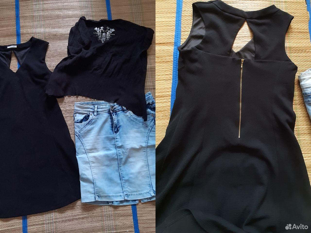 Пакет одежды 46-48 размер  89106881219 купить 6