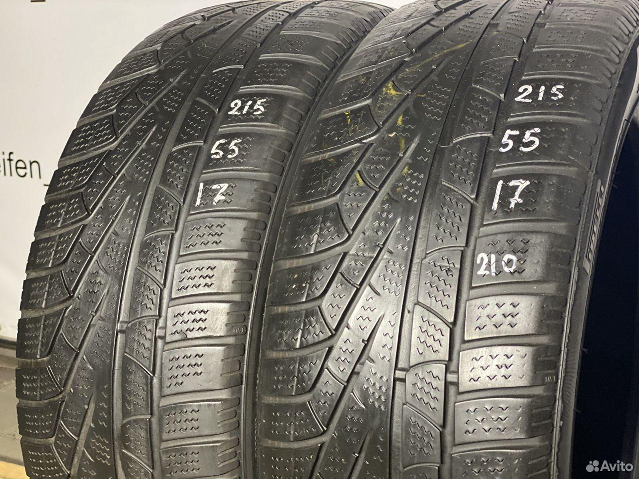 89380001718  215/55/17 Pirelli SottoZero 210 - 2 шт