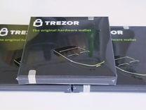 Trezor One аппаратный кошелек для криптовалют