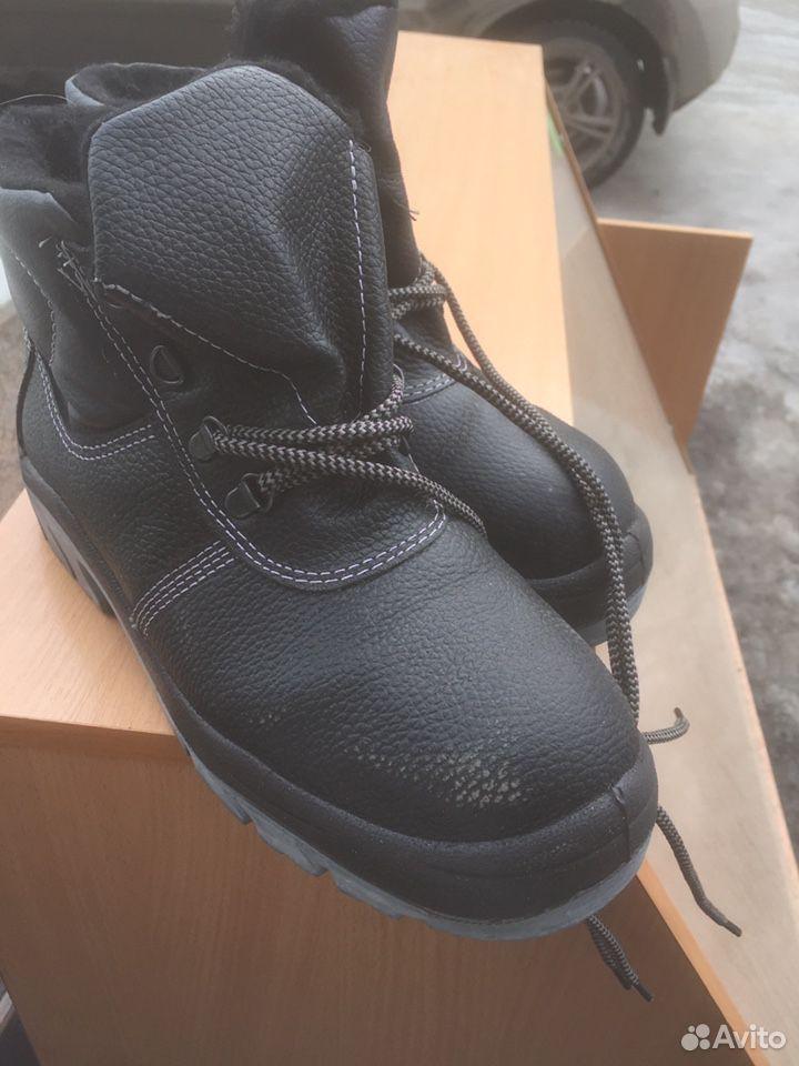 Ботинки рабочие с металлическими носами  89600998353 купить 3