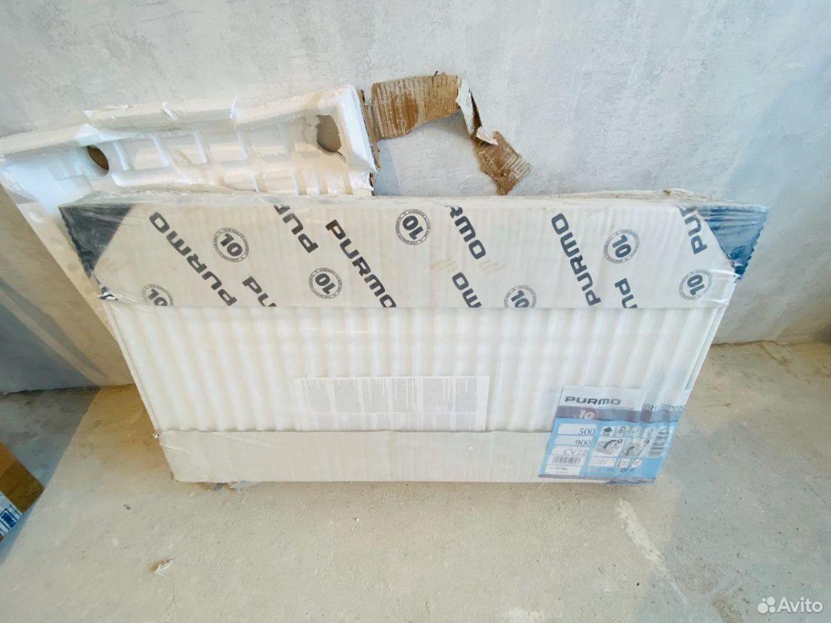 Радиатор Purmo Ventil Compact 22 500x900  89818048220 купить 1