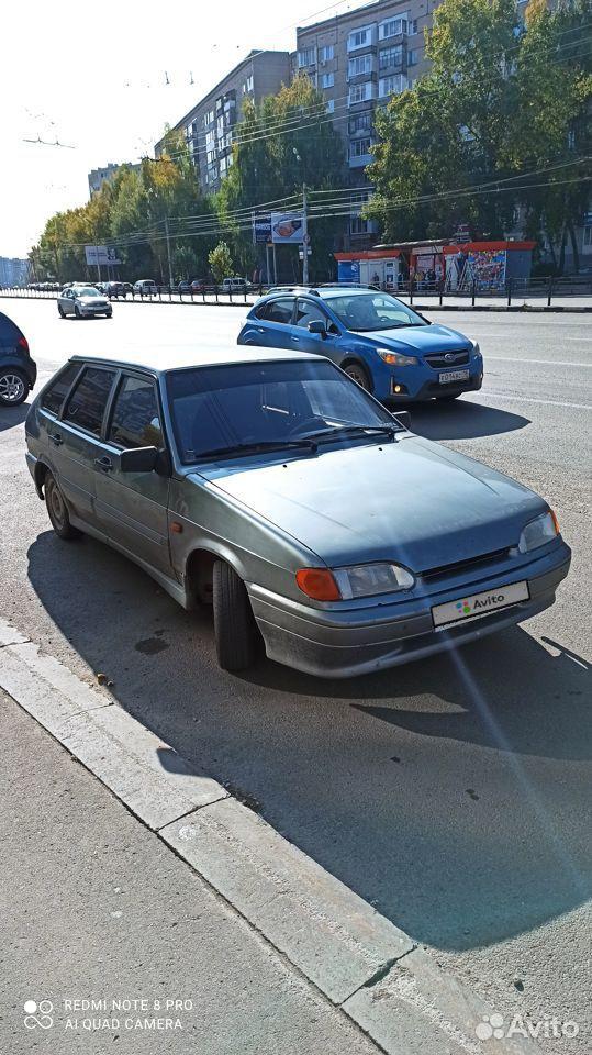 ВАЗ 2114 Samara, 2007  89068162919 купить 4
