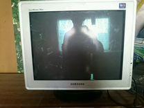 Мониторы SAMSUNG. LG