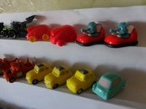 Игрушки из кинднр-сюрприза № 10