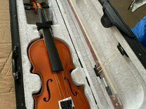 Скрипки новые в кейсе Fabio SF3900 4/4