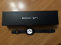 Продам Apple Watch 4 series (44mm) Nike +