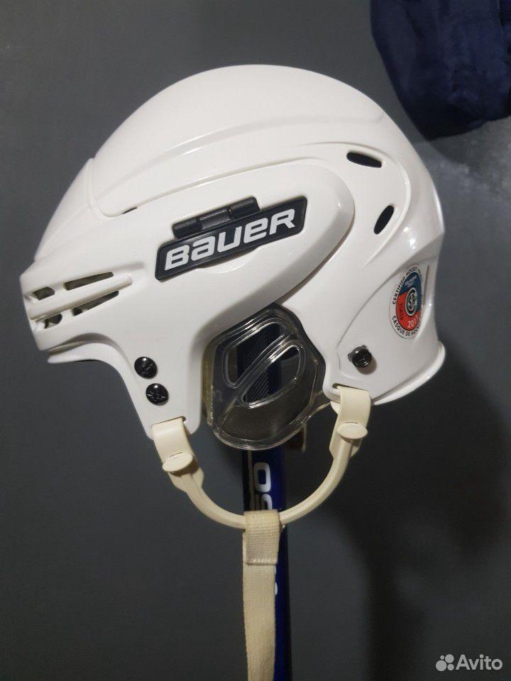 Хоккейный шлем bauer 5100. Размер M  89143382906 купить 4