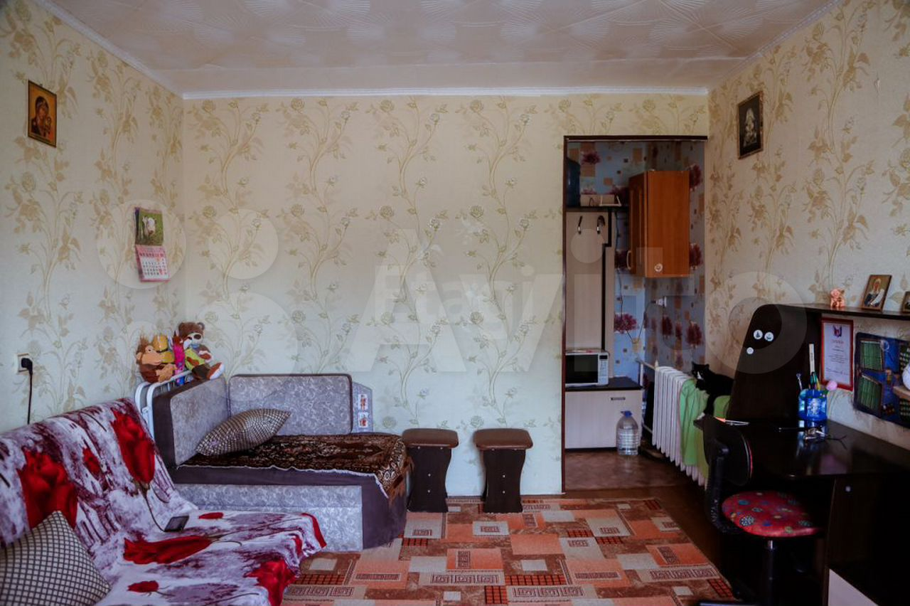 Комната 20 м² в 1-к, 2/2 эт.  89042745832 купить 2