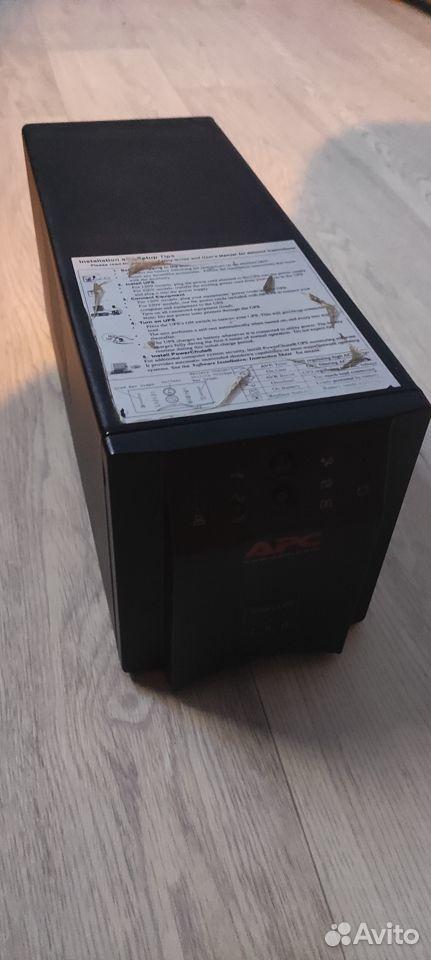 Ибп APC 750