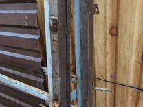 Каркас для ворот металлический 220 ширина, 210 выс