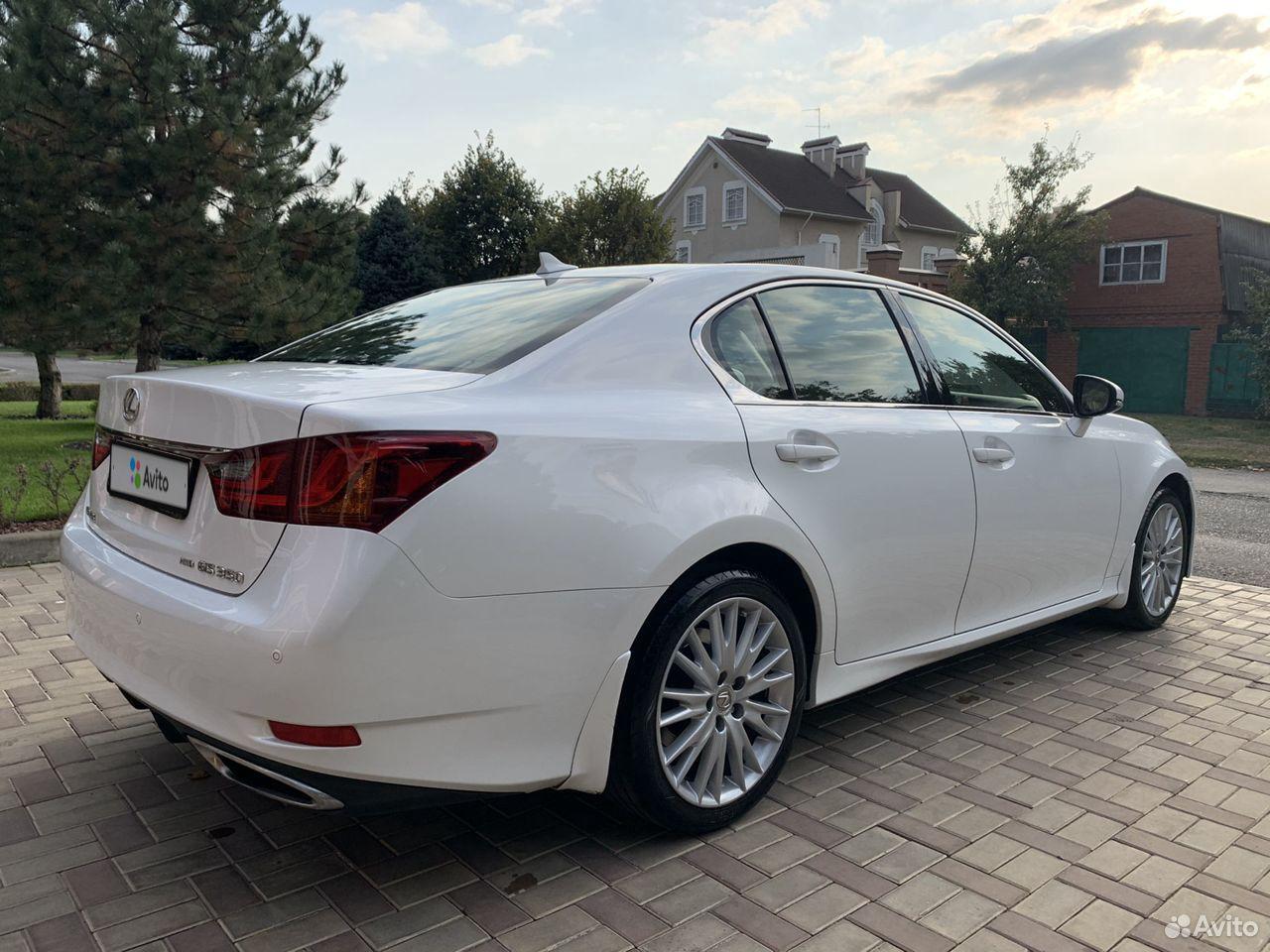 Lexus GS, 2012  89898002894 купить 10