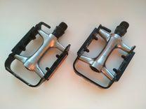 Алюминиевые педали wellgo M248DU M21