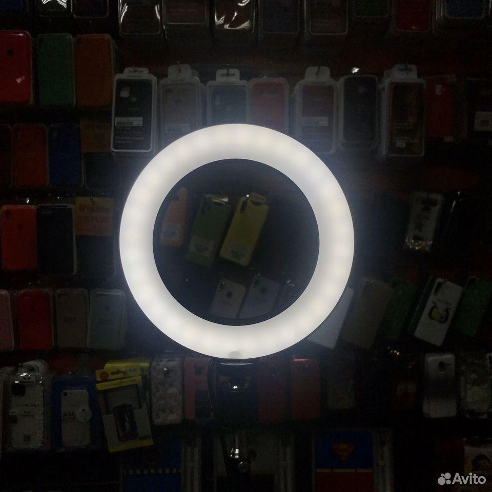 Кольцевая лампа  89224045515 купить 4