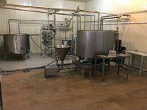 Оборудование Линия молочных продуктов