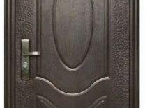 Продам металлическую дверь