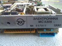 """Дисковод 5.25"""" Электроника мс 5305"""