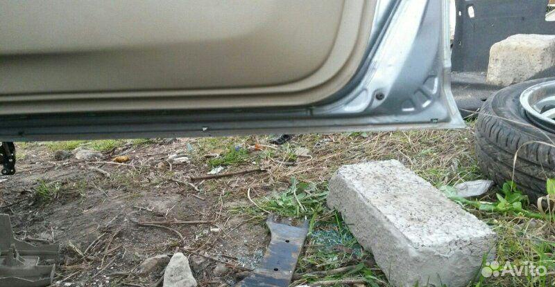 Дверь передняя правая Nissan Tiida latio HR15DE  89534094813 купить 4