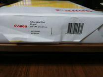 Бумага для принтера А4 Canon и Снегурочка