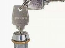 Замок почтовый eoro-BOX 20х90