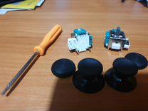 Для xbox 360 аналоговые палочки потенциометры сенс