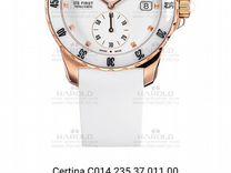 Часы женские certina DS first