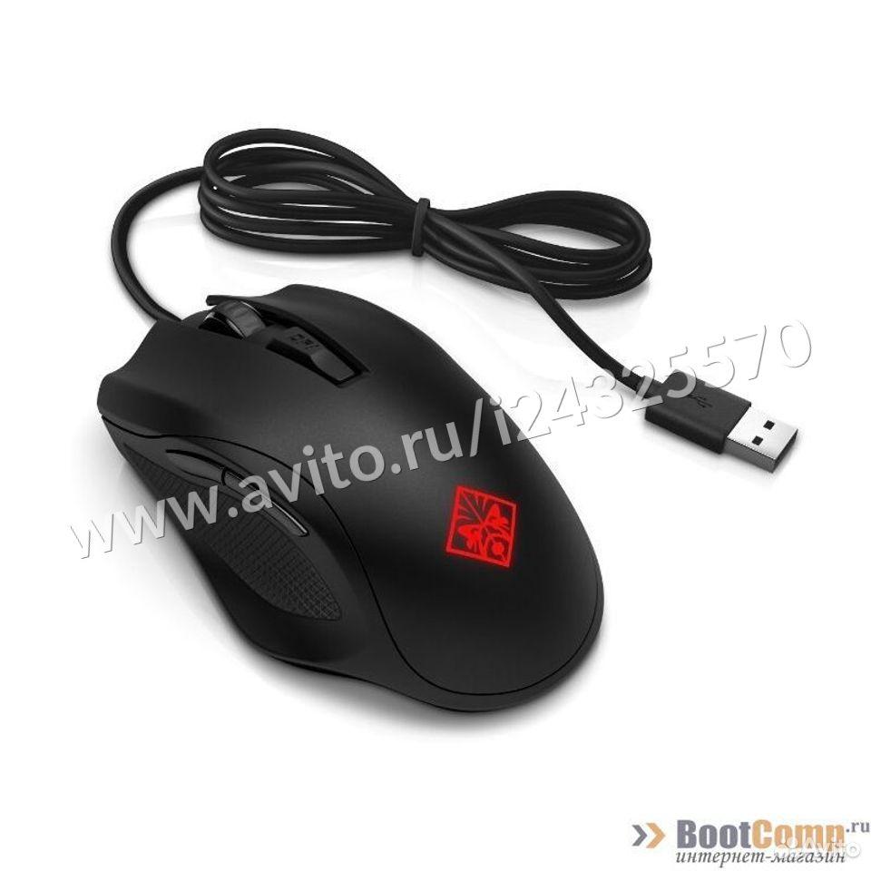 Игровая мышь HP omen 400  84012410120 купить 2