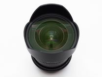 Объектив Rokinon 14mm T3.1 ED AS IF UMC Canon