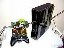 Xbox360 slim LT3,0 прошитaя+30дисков+гарантия